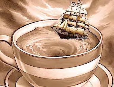 A STORM IN MY TEA CUP – Anuj Kapoor