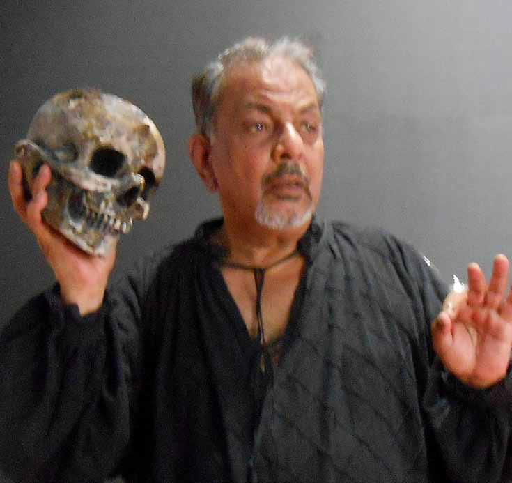 A South Indian Shakespearean Thespian in London – Raj Mohan