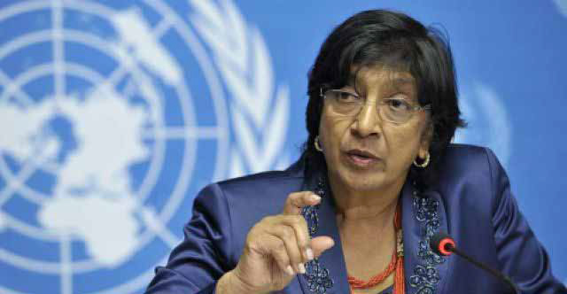 NAVI PILLAY: A TRIUMPH OF TRUE TALENT AGAINST ALL ODDS