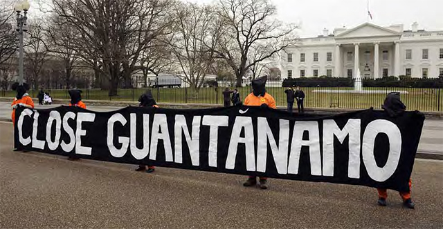 IS GUANTANAMO FOR EVER ? – Nisar Ali Shah