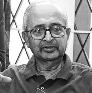 The Iconic Editor George Verghese – Rehana Hyder