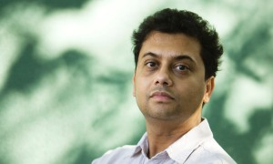 Writer Neel Mukherjee