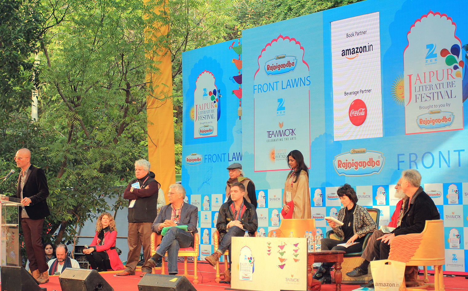 The Jaipur Literary Festival: A uniquely Indian Experience