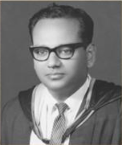 A beacon of inspiration. Late C.E.Anandarajan, former   Principal of St.John's college, Jaffna[1]