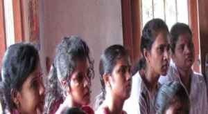 Young women group