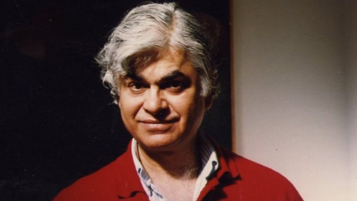 Balraj Khanna, the painter – novelist