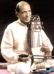 The Celebrated Musician Ustad Sabri Khan