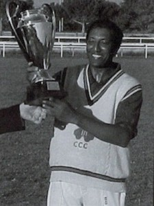 "A picture from the book, "" Black Italians"" by Mauro Valeri published in 2006; p365/Cricket"