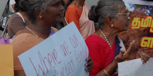 Enforced disappearance of persons in Sri Lanka: Legacy and ongoing challenges