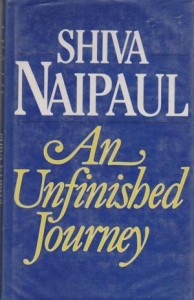 unfinished journey