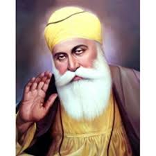 The Great Guru Baba Nanak