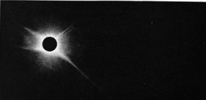 The total eclipse on January 22, 1898 that was remembered by the Lambadi woman's father.